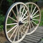 Mountain Howitzer Wheel