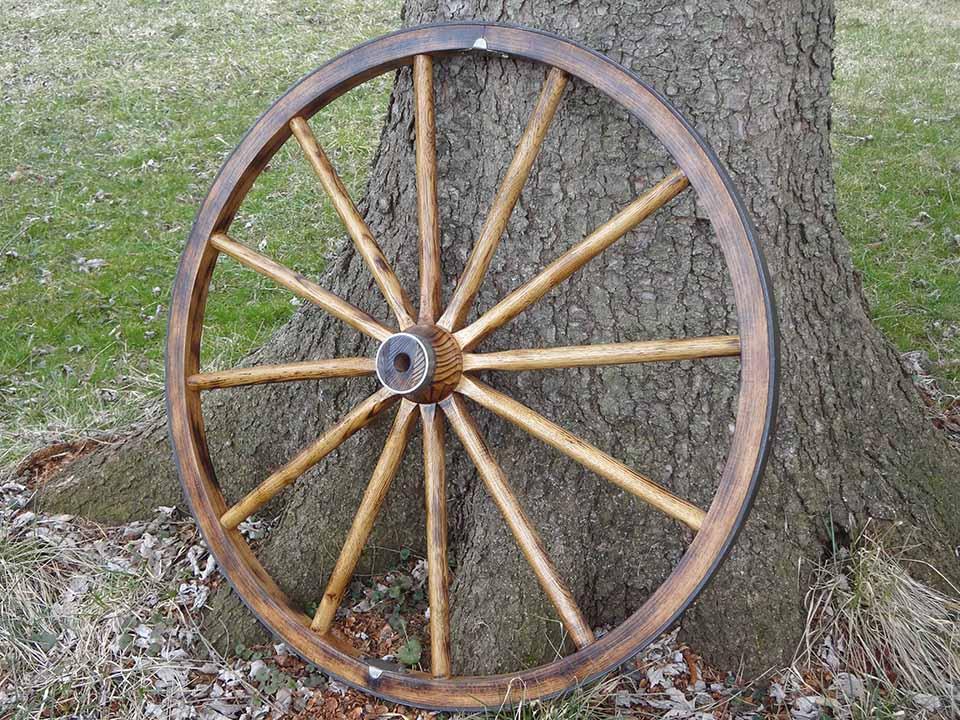 Custom Wagon Wheels Wooden Wagon Wheels | Custom Wagon Wheels