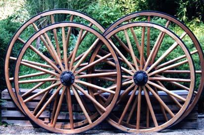 Buggy Wheels-Carriage Wheels
